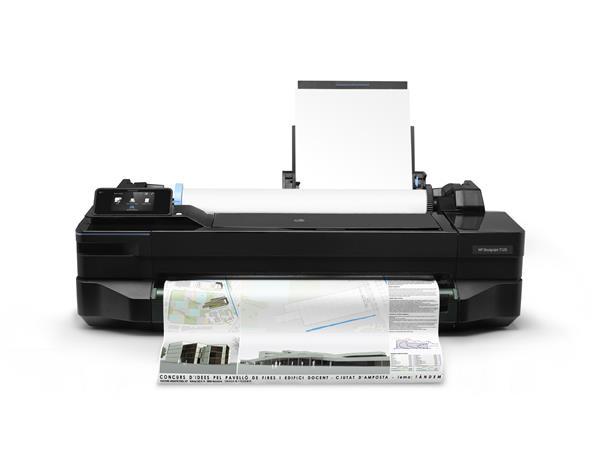 HP Designjet T120 24 inch ePrinter
